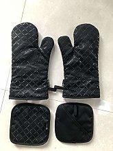 Zupora oven glove, kitchen silicone glove 6pcs