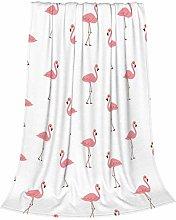 ZVEZVI Vector With Flamingo On White Background