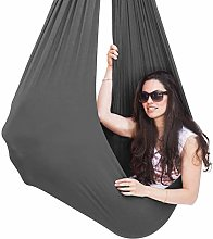 ZWDM Therapy Swing For Kids Indoor Sensory Swing