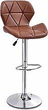ZWWZ Bar Stools Lift Chair Home Rotating Bar Chair