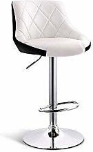 ZWWZ Ergonomic Swivel Chair Lifting Chrome Base