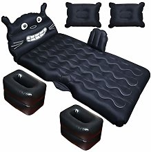 Zxb-shop Back Seat Sleep Pad Inflatable Car Air