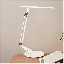 zxb-shop Bedside Table Lamp Desk Lamp with 4 Color