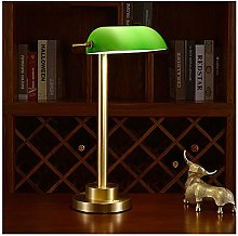 zxb-shop Bedside Table Lamp Simple Retro Table