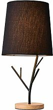 Zxb-shop Eye-caring Table Lamps Nordic Bedroom