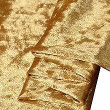 ZXC 160 cm Wide Premium Crushed Stretch Velvet