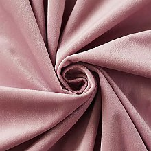 ZXC Velvet Fabric 155 cm Wide Premium Crushed