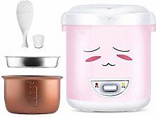 ZXCY Mini Rice Cooker with Keep-Warm Function