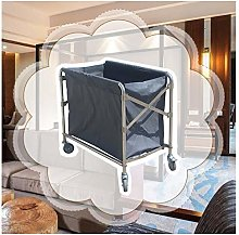 ZXD Housekeeping Carts, Removable Folding House