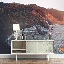 ZXDHNS Photo Wallpaper - Removable Wall Mural -