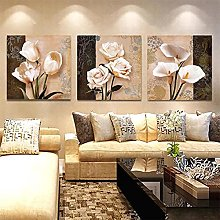 zxianc Canvas Print Wall Art Picture Abstract
