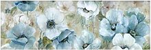 zxianc Flowers Oil Paintings Print On Canvas