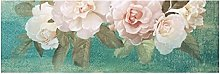 zxianc Print On Canvas Abstract Flowers Oil