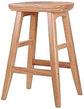 ZXJ Bar stool Bar Stools Solid wood bar stool bar