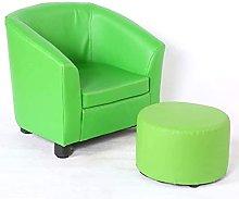 ZXJ Bar stool Mini Small Sofa, Kids Armchair,