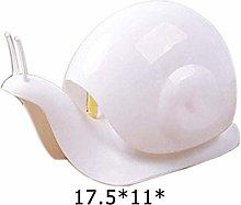 ZXL 120Ml Snail Shape Portable Soap Dispenser