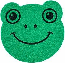 ZXL Bathroom Accessories Cartoon Frog into The