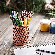 ZXL Pen holder Holder Desk Storage Creative Pen,