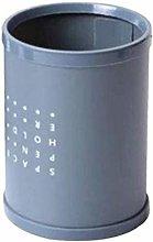 ZXL Pen holder Holder Desk Storage Round Pen