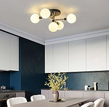 ZXM Ceiling Lamp with 5 Lights G9 Socket Made of