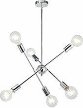 ZXM LED Satellite Pendant Lamp Modern Dining Table