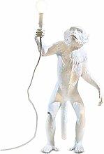 ZXM Monkey Lamp Pendant Light Lamp Shade Cable