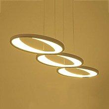 ZXS668 LED Chandelier/Ceiling Light 3-ring LED