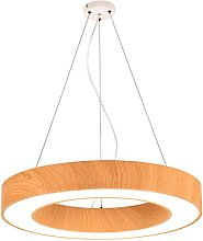 ZXS668 LED Chandelier/Ceiling Light High End Wood