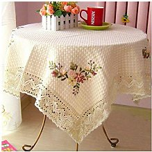 ZXWDIAN Table Cloth Cloth Art Cotton And Linen
