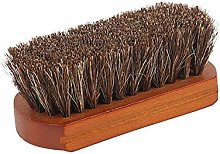 ZXX Horsehair Brush, Leather Brush for Cleaning