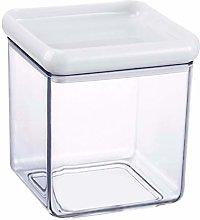ZXXYTA Sealed Jar Transparent Plastic Kitchen