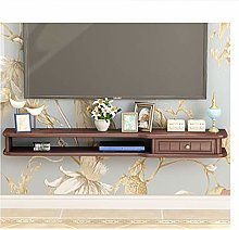 ZY-XSP Floating Shelves Floating Tv Frame Tv Wall