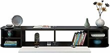 ZY-XSP Tv Unit Wall-Mounted Tv Cabinet Tv Cable