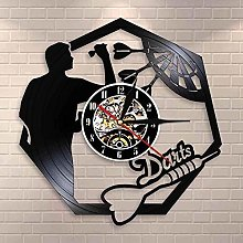 ZYBBYW Darts Wall Artist Cave Game Room Decoration