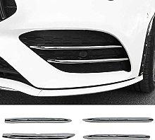 ZYCJNB Car Center Mesh Grill For Mercedes -Benz C