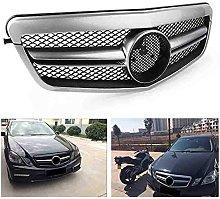 ZYCJNB Car Center Mesh Grill For Mercedes Benz E