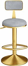 ZYCSKTL Bar Stools Adjustable Swivel Bar