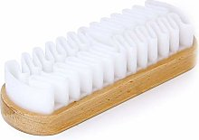 ZYCX123 Suede Leather Rubber Shoe Brush Snow Boot