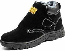 ZYFXZ Welder Safety Boots For Men Women