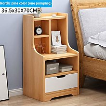ZYHA Bedside Table End Table Small Side Table