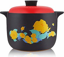 ZYING Casserole - Home Gas Ceramic Soup Pot