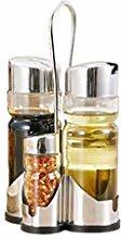 ZYING Seasoning Bottle Set Condiment Holder
