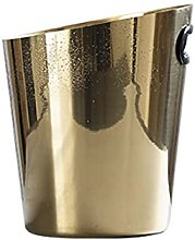 ZYING Stainless Steel Silver Champagne Wine Bucket