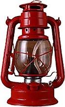 ZYJTGH Buddha Retro Oil Lamp, Vintage Portable