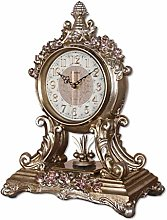 ZYL-YL Desk clock Family clocks Mantel Clocks for