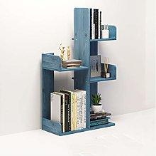ZYLBDNB Bookshelf unit Office Desktop Bookshelf
