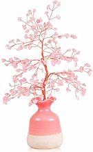 ZYLBDNB Crystal Money Tree Lucky Tree Reiki