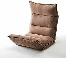 ZYLE Bean Bag Lazy Sofa Single Fabric Seat