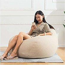 ZYLE Bean Bag Sofa Leisure Lazy Sofa Single Fabric