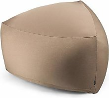 ZYLE Bean Bag Tatami Lazy Sofa Single Fabric Sofa